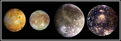 Jupiter's Moons